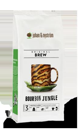 bourbon jungle bönor
