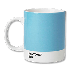 Pantonemugg lightblue
