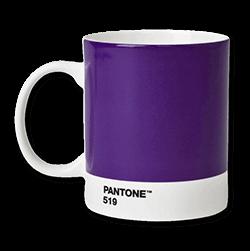 Pantonemugg purple