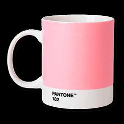 Pantonemugg pink